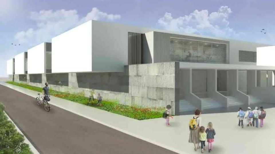 El nuevo colegio de Quintana dispondrá de arquitectura bioclimática