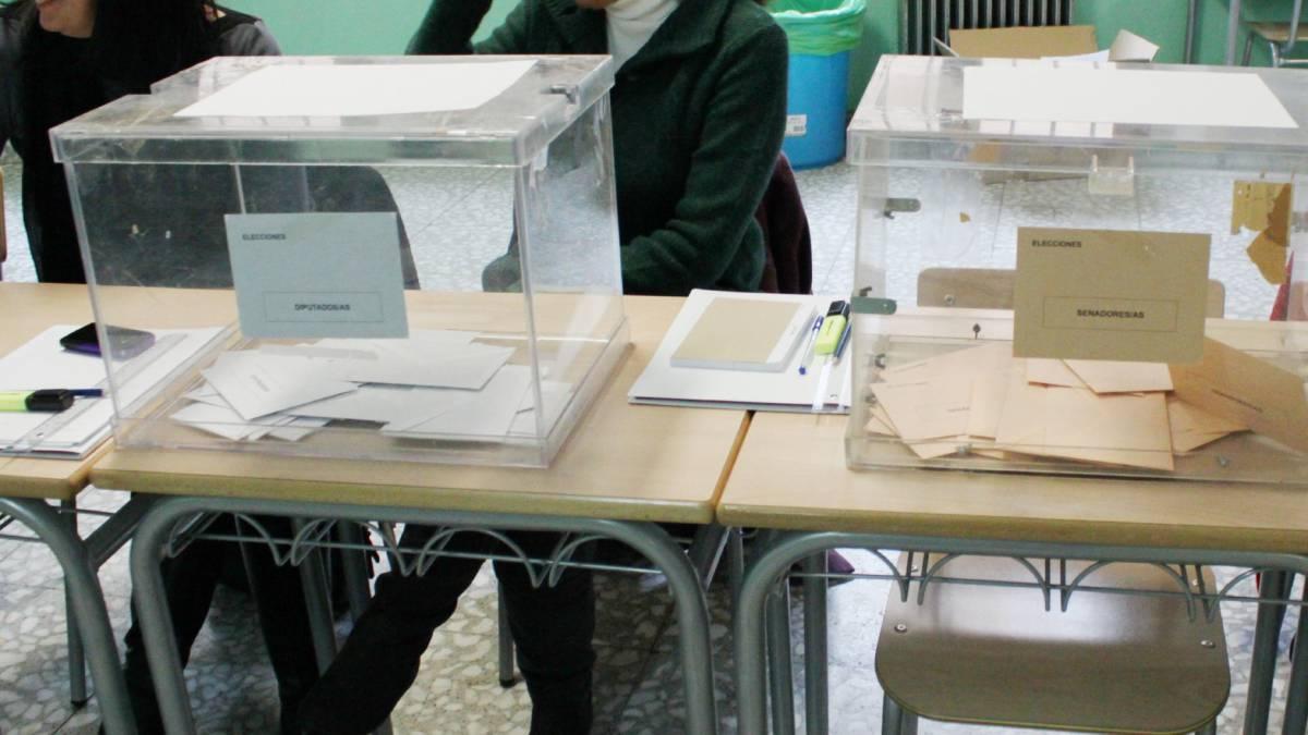 El PSOE fue el partido más votado en Quintana en las elecciones generales de ayer