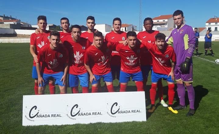 El CD Quintana logra meterse en promoción tras golear a la SP Herrera (0-6)