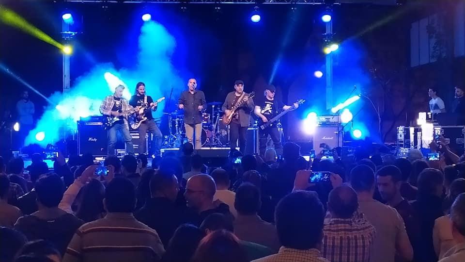 La presentación del Festival Granirock abrió la XXII edición del 'Día de la Comarca'