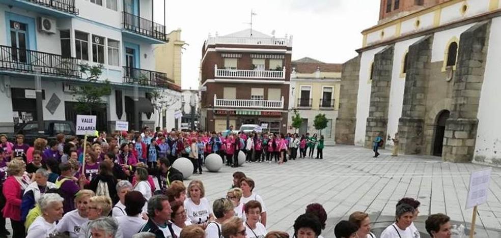 Vecinos de la comarca volverán a Quintana para participar en las IV Olimpiadas del Mayor