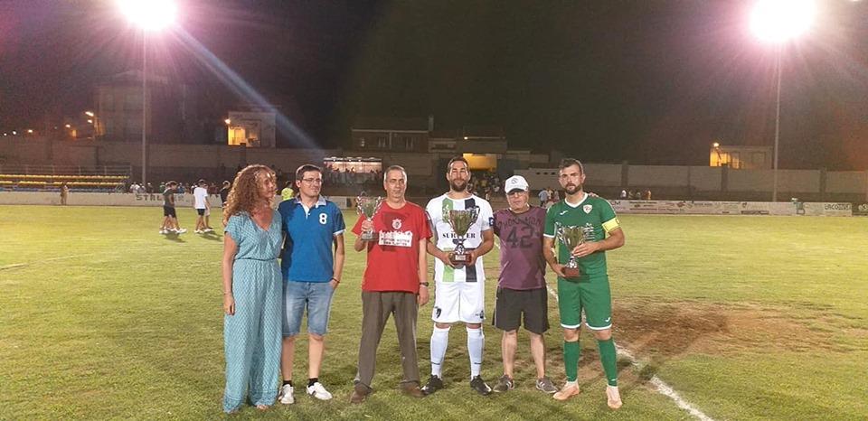 El CD Quintana, tercer clasificado en el Torneo de Mancomunidad