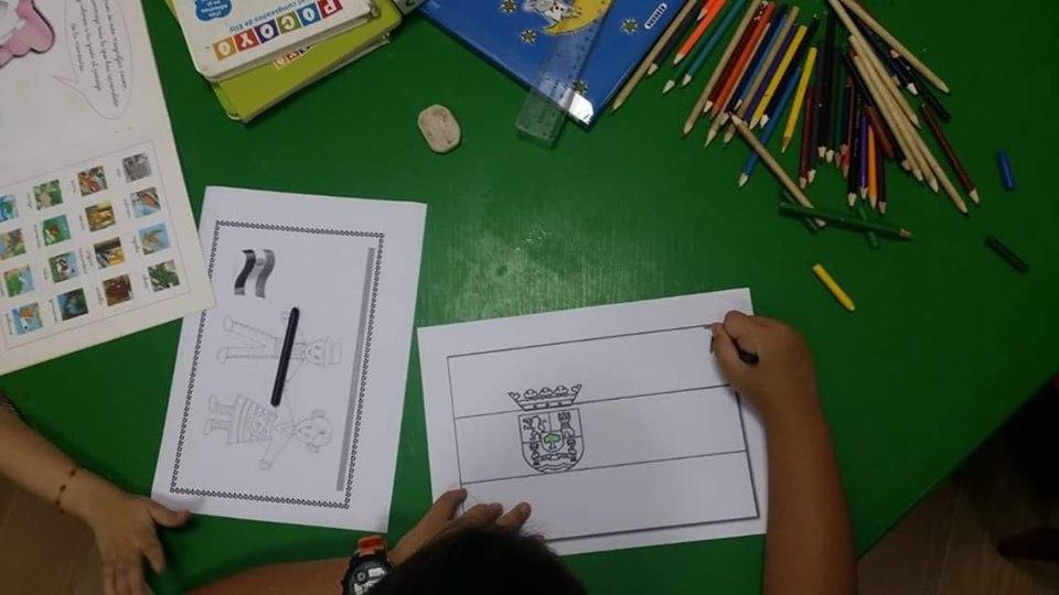 La biblioteca 'Luis Chamizo' acerca las tradiciones extremeñas a los más pequeños