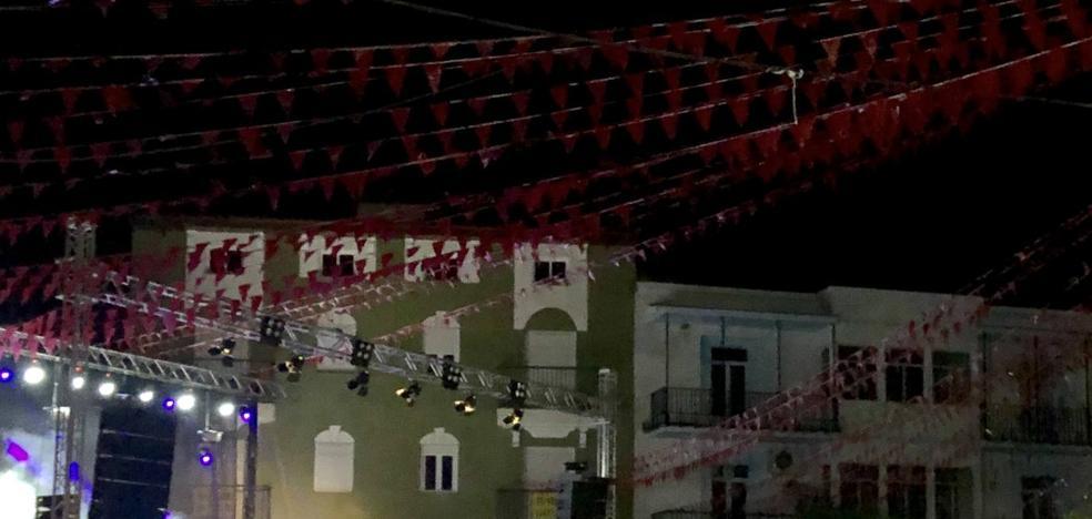 Medina Azahara conquistó Quintana con su popular 'rock andaluz'