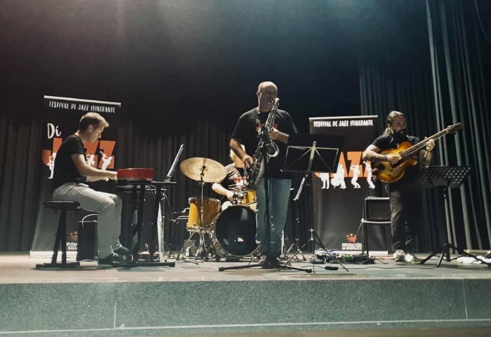 El Festival de Jazz de Diputación acercó este género musical a los quintanenses