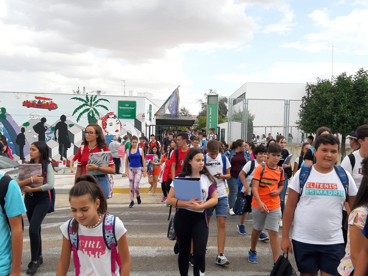 El IES Quintana inicia el curso con la oferta de un amplio programa cultural