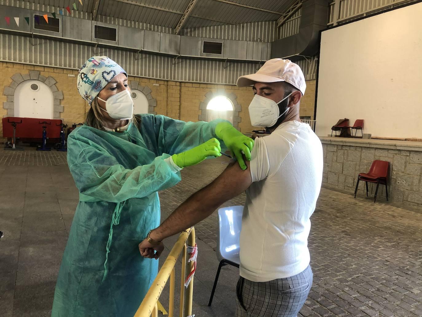 Los más jóvenes de Quintana podrán vacunarse gracias al nuevo sistema autocita