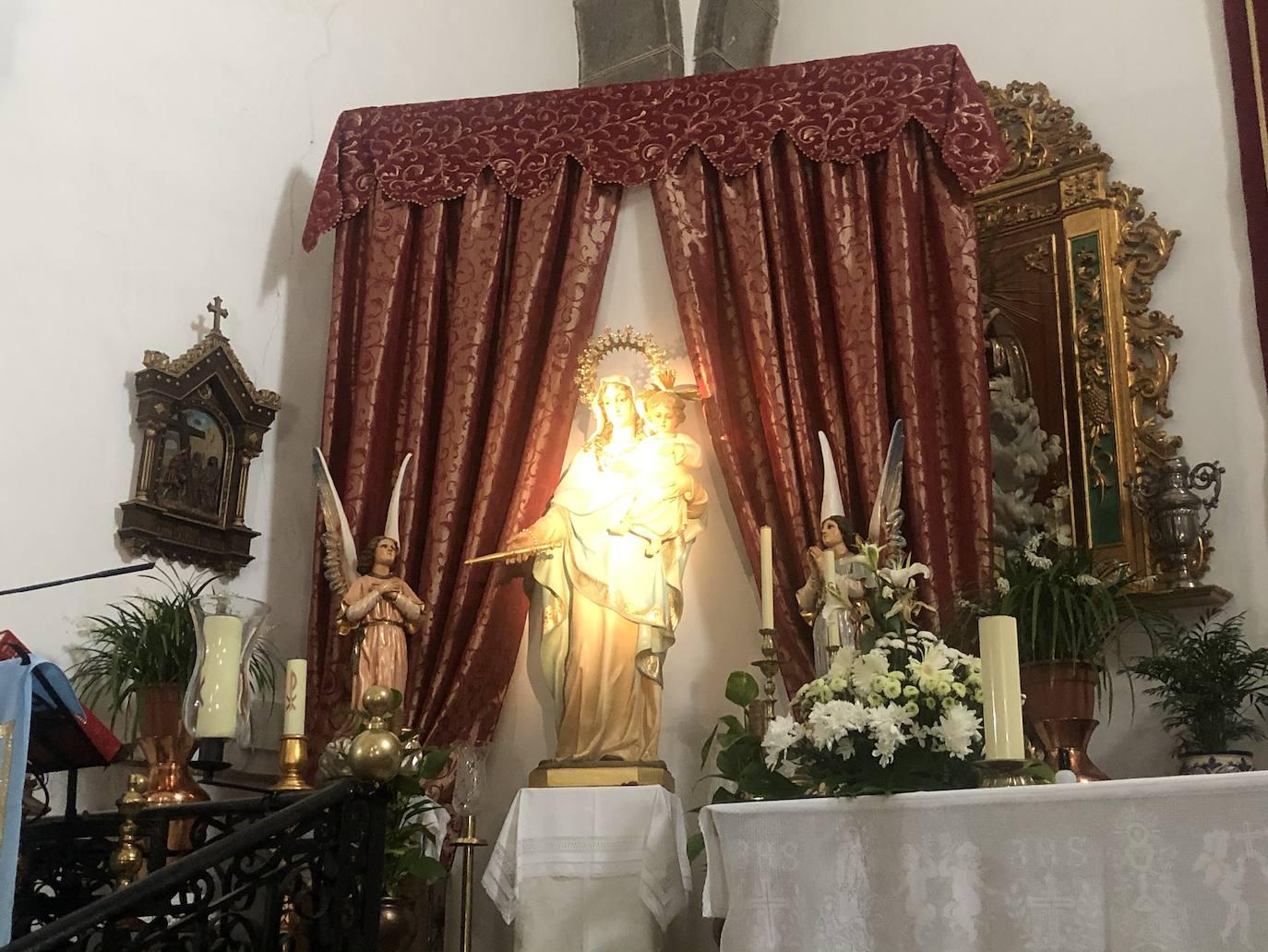 La Virgen de los Milagros se queda sin procesión por segundo año consecutivo
