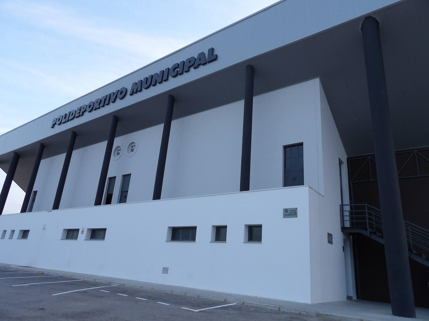 El pabellón municipal se inaugura hoy tras concluir la reforma integral