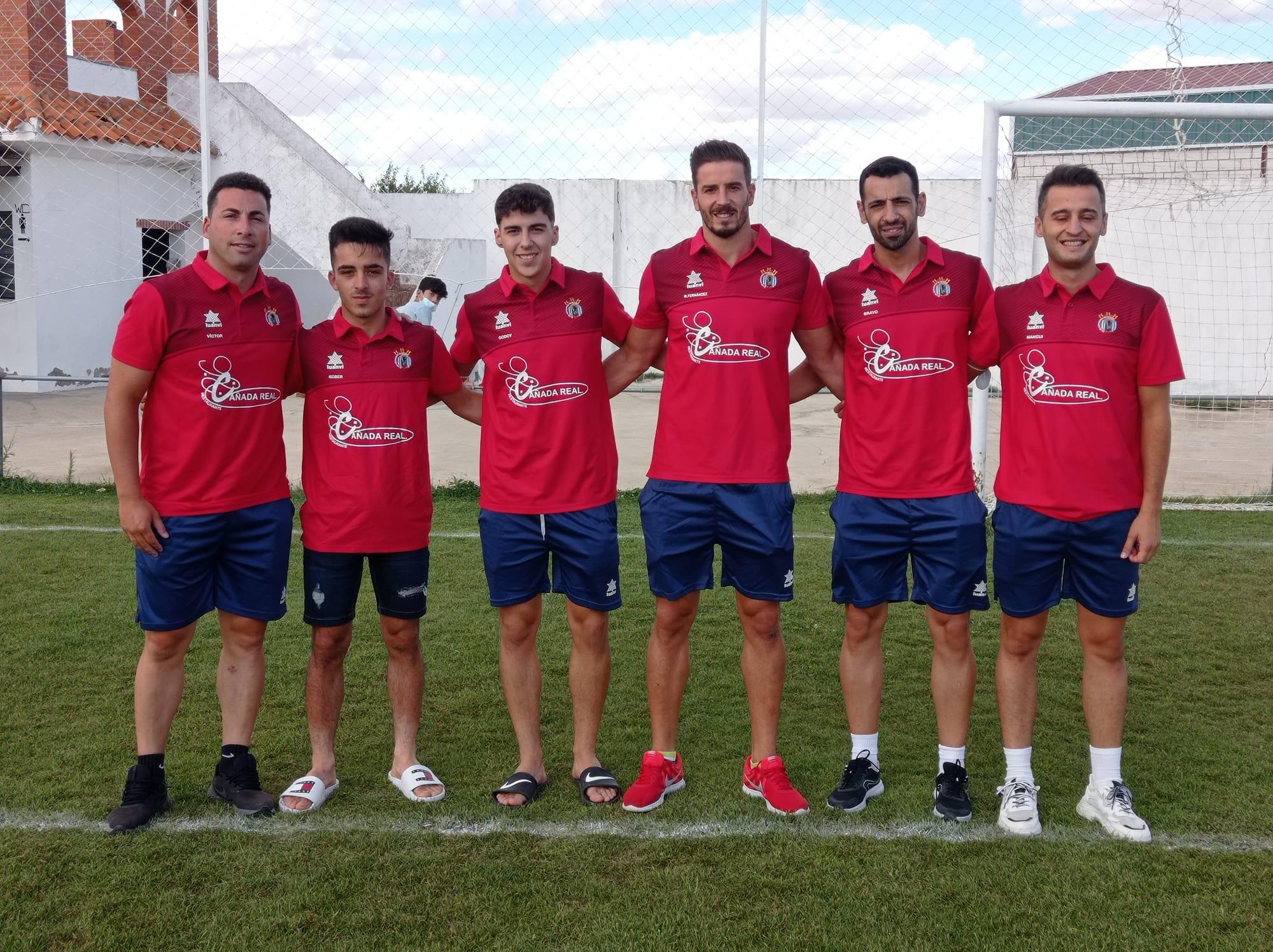Siete nuevos fichajes llegan para reforzar el CD Quintana esta temporada