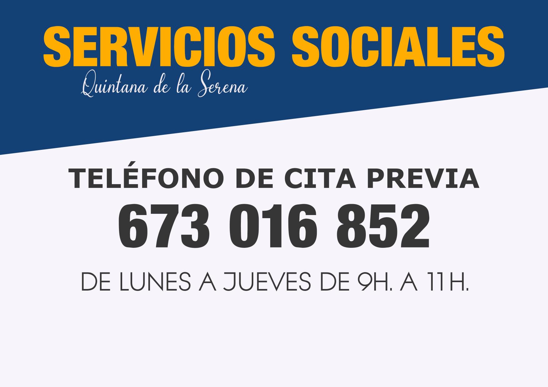 Cambia el horario para pedir cita en los servicios sociales del Ayuntamiento