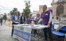 La AOEx organiza distintos actos por el Día Internacional del Cáncer de Mama