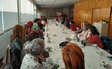 El Voluntariado Emeritense salta barreras en la cuarta edición de 'Un café para compartir'
