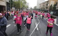Valverde de Leganés se vuelca contra el cáncer de mama