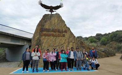Down Plasencia se va de excursión a Serradilla