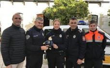 La Policía Local de Zafra se une a una campaña contra el cáncer infantil
