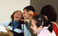 Taller de risoterapia en el Espacio para la Creación Joven