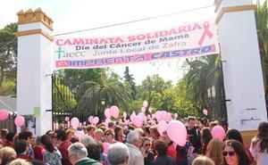 La junta local de la AECC Zafra logra cerca de 17.000 euros para investigación