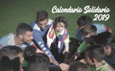 El Extremadura protagoniza un calendario para la donación de médula ósea