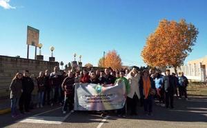Más de 400 personas se esperan en la II Marcha Urbana por la Discapacidad