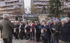 La PVM estrena un villancico en el Día Internacional del Voluntariado
