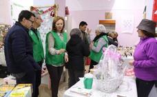 La asociación contra el cáncer abre hasta el 7 de enero su mercadillo solidario