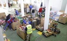 Grupo DIA entrega más de 95.400 kilos a los Bancos de Alimentos en Extremadura