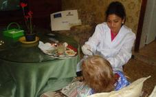 Quince mujeres de Villanueva se forman en atención a dependientes