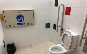 El colegio Juventud de Badajoz mejora su accesibilidad con mejoras en los aseos