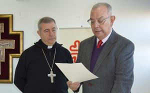 Ángel Custodio Sánchez será el nuevo director de Cáritas Plasencia