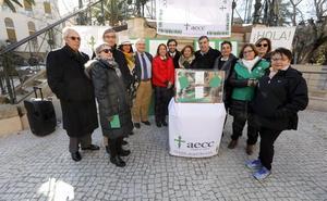 2.200 personas reciben apoyo de la asociación contra el cáncer