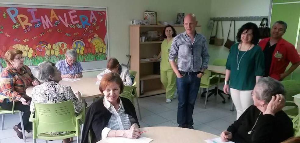 Inclusives se beneficiará de la sala multisensorial de AFAD en Villanueva de la Serena