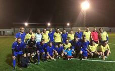 Un partido solidario de fútbol enfrentará el día 23 en Talavera la Real a guardias civiles, gitanos y famosos