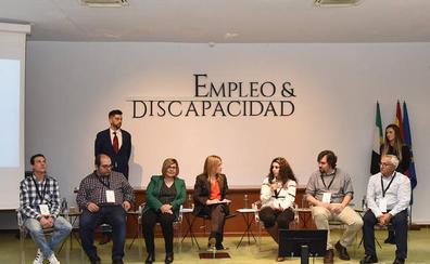 La jornada 'Discapacidad y Empleo' reúne a asociaciones y empresas que trabajan por la integración