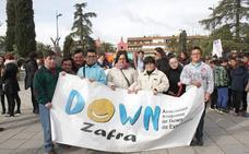 La XI Marcha de la Diversidad de Down Zafra se celebrará este jueves