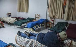 Las Hijas de la Caridad reclaman que el albergue de sintechos en Badajoz abra todo el año