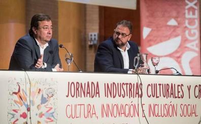 Apamex y la Otaex participan en la jornada 'Industrias Culturales y Creativas'