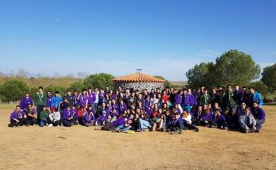 Más de mil scouts disfrutarán de sus actividades de primavera en la región