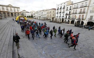 Bomberos Solidarios organiza una marcha de 55 kilómetros para sensibilizar sobre fibrosis quística