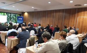 El Colegio de Administradores de Fincas de Extremadura celebra una jornada formativa sobre la accesibilidad