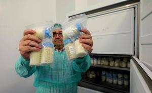 206 litros de leche materna solidaria