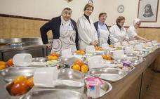 Las Hijas de la Caridad se movilizan para conseguir un albergue permanente en Badajoz