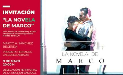 'La novela de Marco' ofrece la realidad de la ELA