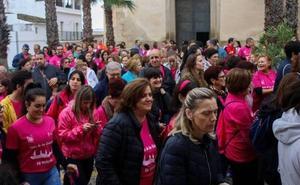 Este domingo, primera caminata contra el cáncer
