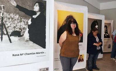 Mujeres con discapacidad protagonizan una exposición