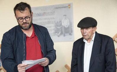 Jesús dona 80.000 euros para la guardería de Piornal y recordar a Sabina