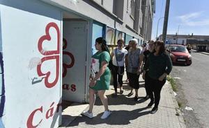 Cáritas Mérida-Badajoz atendió en 2018 a más de 6.500 personas con más de 15.000 beneficiarios