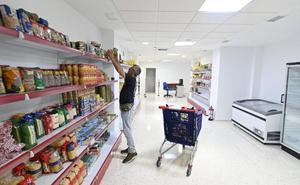 El comedor social de Martín Cansado abrirá en julio un economato gratuito en Badajoz