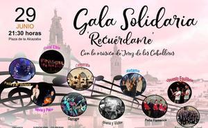 Gala solidaria en Jerez a favor de las personas con Alzheimer y otras demencias