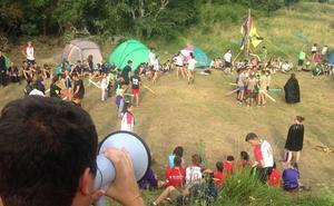 Más de mil scouts disfrutan de sus actividades de verano